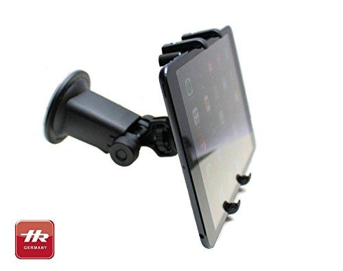 Preisvergleich Produktbild KRS - PHH8 - KFZ Auto Saugfuß Pad Tablet Halterung für Tablet / iPad Air / iPad / iPad Mini / TFT / 7.0