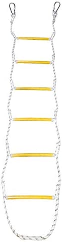 Perantlb 7 05 ft Nylon Climbing Rope Ladder for Kids or Adult Climbing Game for Swing Accessories product image