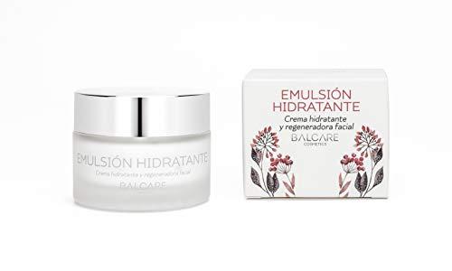 Balcare Cosmetics, Crema hidratante nocturna facial - 50 ml.