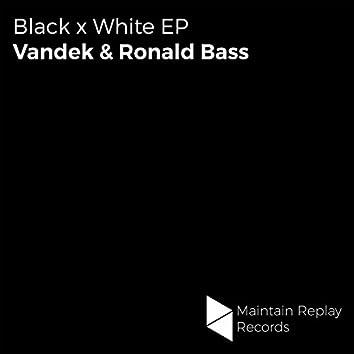 Black X White EP