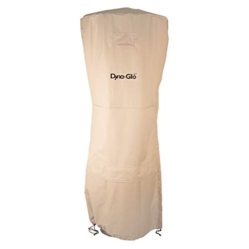 Dyna-Glo DGPHC120BG Dome Reflector Patio Heater Cover, Beige