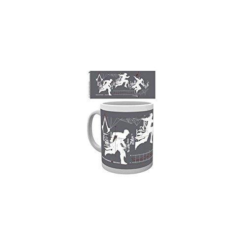 GB Eye Assassins Creed Run Mug, différents