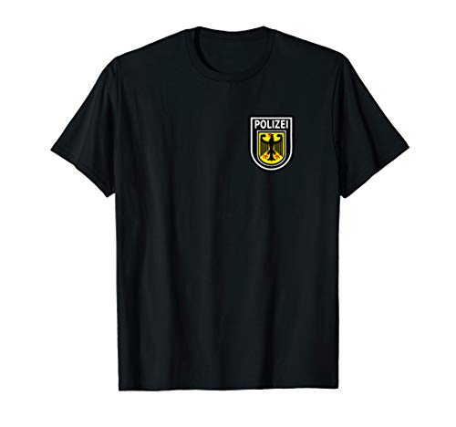 Polizei-T-Shirt - Polizeiuniform