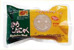 マーマ食品  おからこんにゃく(ベジタリアンミート) 340g  8個