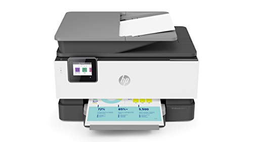 HP OfficeJet Pro 9012 AiO Printer Basalte 22 Pages Min