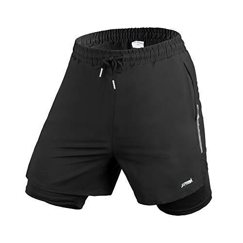 JEPOZRA Herren Sport Shorts Bild