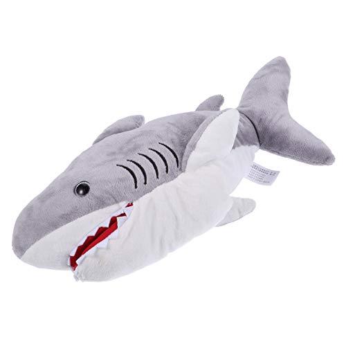 Gadpiparty Lindo Tiburón de Peluche de Mano Títeres de Peluche Animal de Juguete de Mano de Animales de Juguete para Niños Animales del Océano Juguetes Regalo para Niños Pequeños