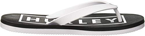 Hurley M One&Only 2.0 Boxed Sandal, Chanclas Hombres, Blanco, 8 EU