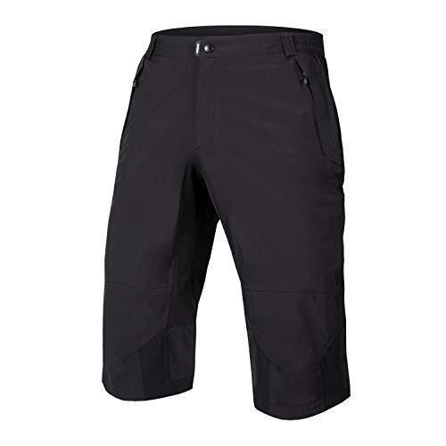 Endura Mt500 II Waterproof Mountain Bike Shorts Large Black