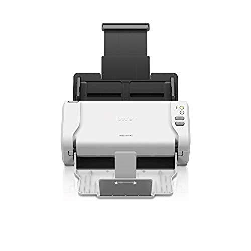 Brother ADS-2200 Document Scanner, USB 2.0, Desktop, 2 Sided Scanning, 35PPM, A4 Scanner, Includes...