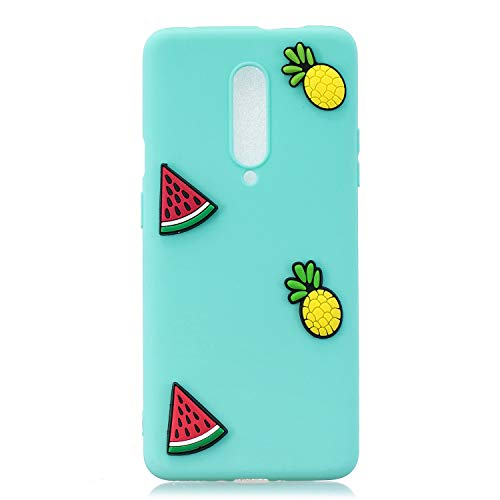 For Sale! Amocase Soft Rubber Case with 2 in 1 Stylus for OnePlus 7 Pro,Premium Slim 3D DIY Candy Co...