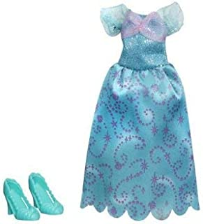 a3ea48fbf1f OTTO Disney Princesse - Poupee et Mini-Poupee - Tenue Ariel la Petite  Sirene -