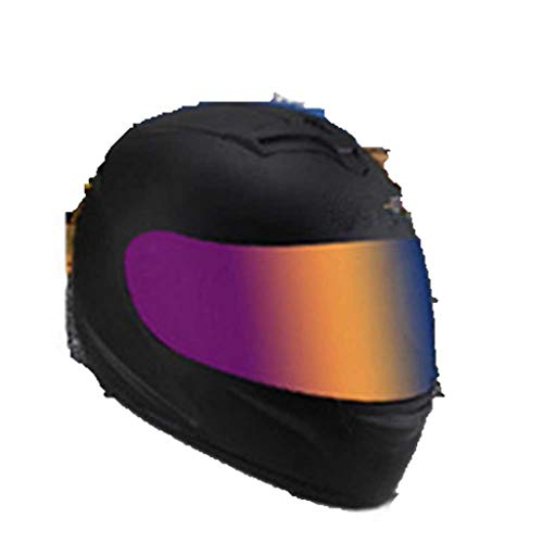 Hombres Mujeres Universal Cara Completa Casco de la Motocicleta Suanproof Anti Niebla Bicicleta de montaña Motocross Seguridad Gorras Anti Colisión Racing Gorras de protección 23 Opcional