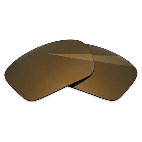 BlazerBuck Lentes de repuesto polarizadas para Oakley Triggerman Sunglass OO9266