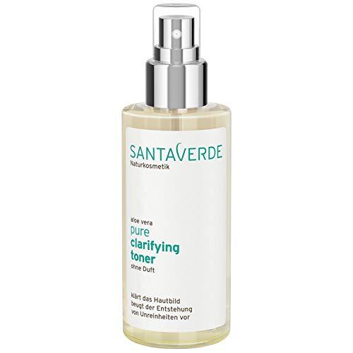 SantaVerde Aloe Vera Pure Clarifying Toner, Ohne Duft, 100ml