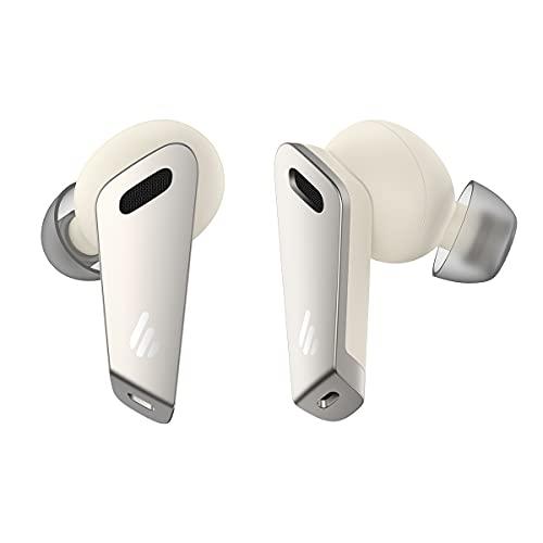 Edifier TWS NB2 Pro True Wireless Earbuds - 6 micrófonos - Cancelación activa de ruido híbrido - Auriculares inalámbricos Bluetooth 5.0 - Tiempo de reproducción 32H - USB-C - Control de aplicaciones - Negro