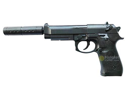 Ghost Airsoft Devil -Pistola para Airsoft,con Muelle,de Recarga Manual (0,5 Joule)