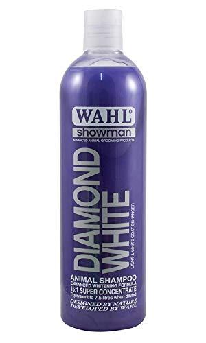 WAHL Showman Shampooing Blanc Diamant 500 ML