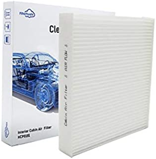 Air Conditioner Filter Car Cabin Air Conditioner Filter Hepa Carbon Air Filter Replacement for Honda/Acura Vehicles Cabin ...