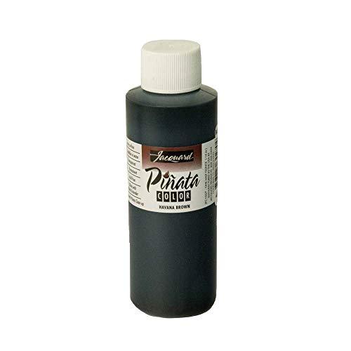 Jacquard : Piñata : Alcohol Ink : 4oz (118ml) : Havana Brown 027 : Ship By Road Only