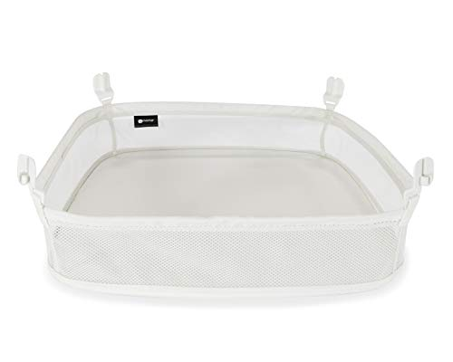 4moms mamaRoo Sleep Bassinet Storage Basket | for Baby Bassinets and Furniture | Great for Organization