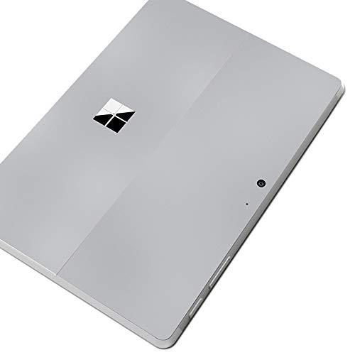 DolDer Microsoft Surface Go Skin Aufkleber Designfolie Sticker Schutzhaut - Grau einweg