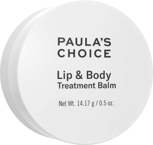 Paula's Choice LIP & BODY Emollient Treatment Balm, Beeswax & Shea Butter, Moisture for Eczema-Prone & Dry Skin, 0.5 Ounce