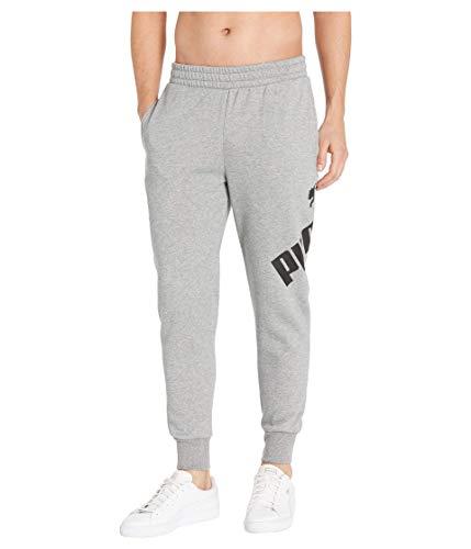 Puma Black Label Alexander Mcqueen – Pantalones de sudoración para Hombre, Arcilla, Gris Jaspeado…