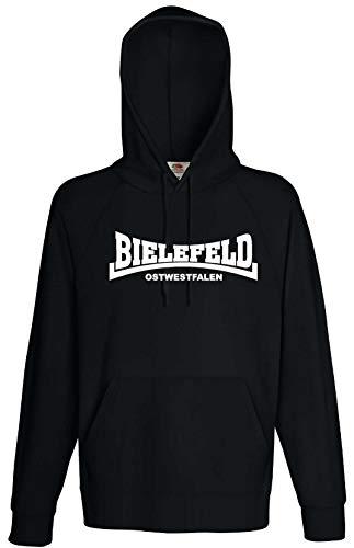World of Shirt Bielefeld Ostwestfalen Ultras Kapuzensweat von S-XXL