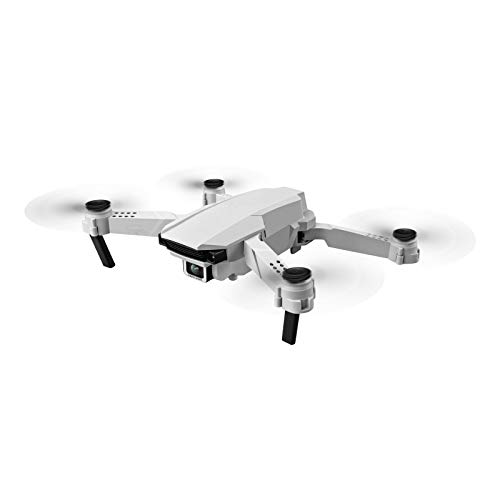 Nobranded S62 Drone RC Quadcopter with 1080P/4K Single/Dual HD Camera, Altitude Hold - Gray 1080P 1 Camera
