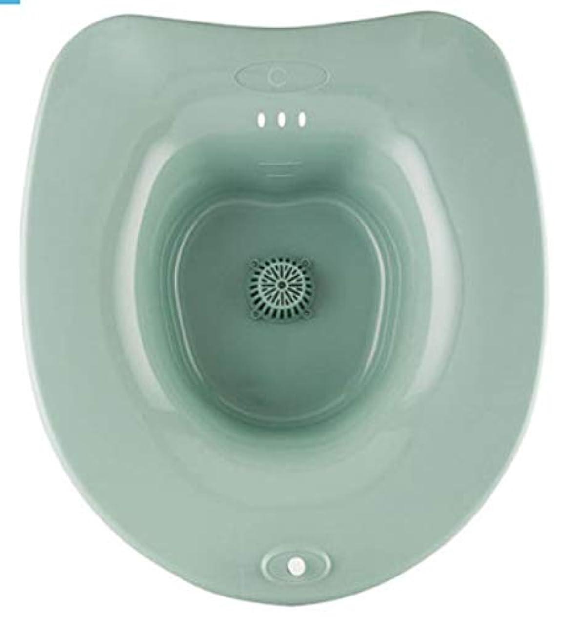 ライド推測氷お尻の座浴器、、清潔な座浴のため、乾電池式自動泡たちの座浴器