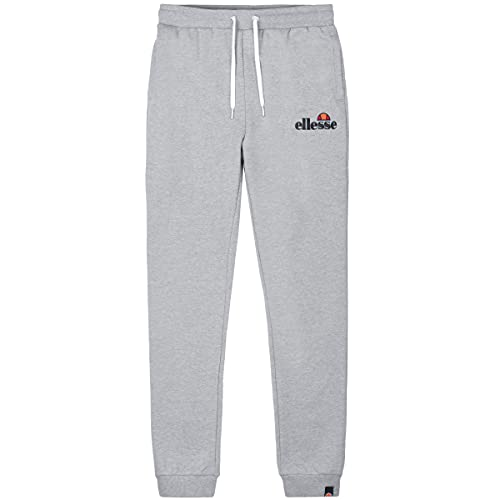 ellesse Nioro Jog Pants Herrenhose XL Grau (Grey Marl)