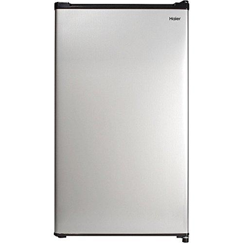 Haier HC27SW20RV 2.7 cu ft Refrigerator - Virtual Steel