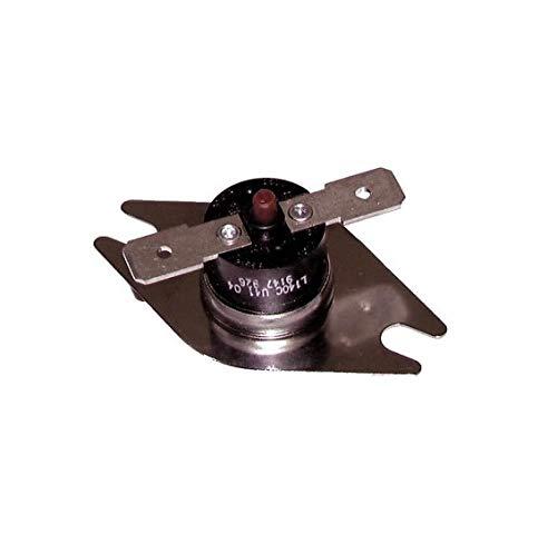 Saunier Duval temperatura del termostato de corte 05127800 - THEMIS 23E