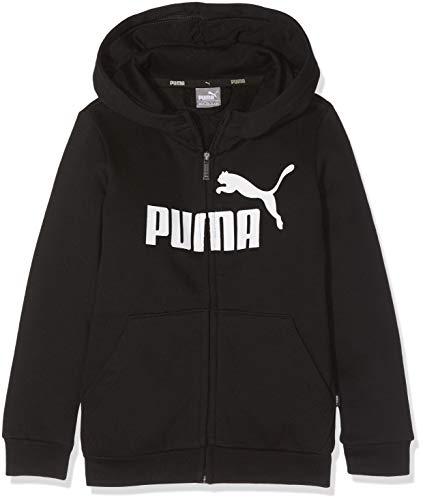 Preisvergleich Produktbild PUMA Mädchen ESS Hooded Jacket FL G Jacke,  Cotton Black,  152