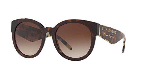 BURBERRY 0Be4260 368813 54 Gafas de sol, Marrón (Havana/Brown), Mujer