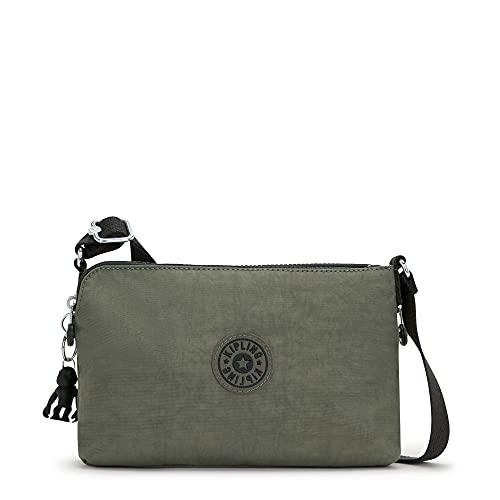 Kipling Boyd Crossbody Bag Green Moss