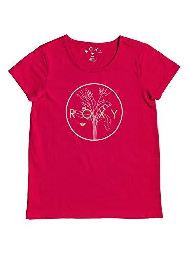 Roxy Endless Music Foil - T-Shirt - Fille 4-16 - Rose