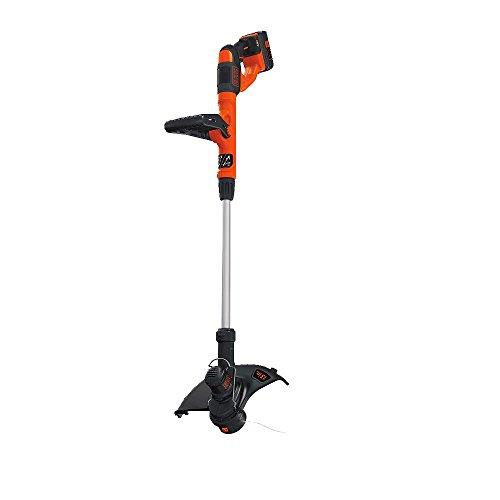 BLACK+DECKER 40V MAX String Trimmer / Edger, 13-Inch (LST140C)