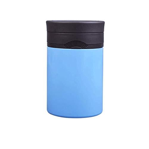 JJZXT almuerzo térmica caja caja de almuerzo de los alimentos de acero inoxidable con aislamiento termo Carrier contenedor de alimentos de almacenamiento Carrier, Nivel de aislamiento térmico a prueba