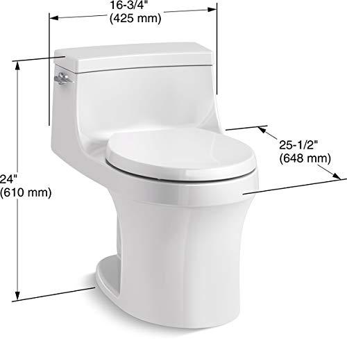 Kohler San Souci Unit Toilet