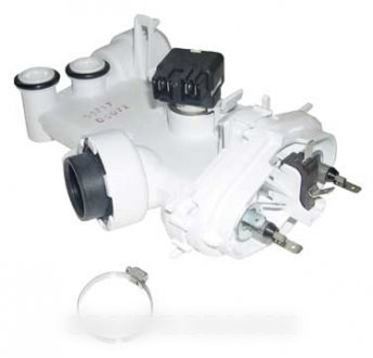 Bosch B/S/H–Resistance Heizstab Komplettset für Spülmaschine Bosch B/S/H–bvmpièces
