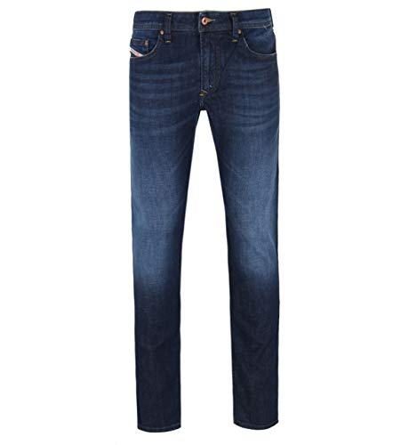 Diesel Thavar-XP Mid Wash Skinny Jeans
