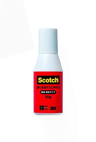 スリーエム『スコッチ速く接着する工作のり(ACG-20)』