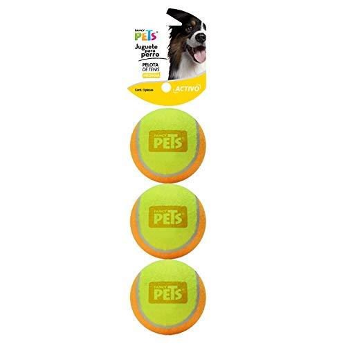 Pelotas De Tenis Para Perros  marca Fancy Pets