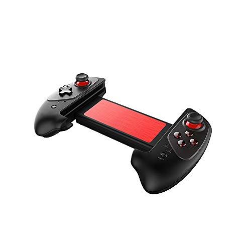 ZZYJYALG GAMEPAD Juego de plástico Joystick Controlador Bluetooth Game Controller Wireless Gamepad Tableta Tablet TV Switch Pro Host Android IOS juego Game Handle Mobile Teléfono Inicio Caja de regalo