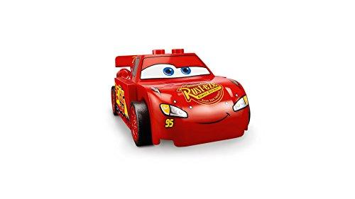 Smoby 120423 Flash Mc Queen Vroom Planet Cars Garage Mehrfarbig