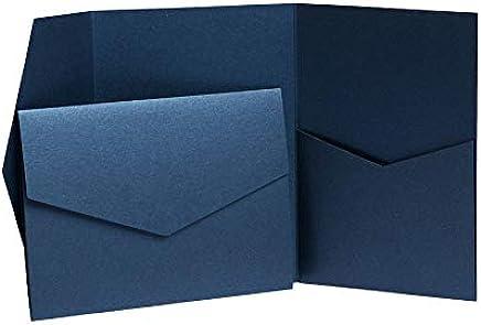 Kraft Mat Invitations 130/mmx185/mm