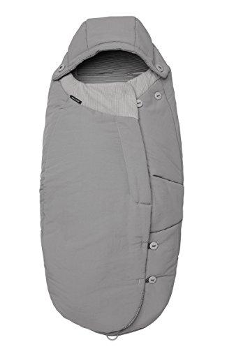 Maxi-Cosi Universal-Fußsack passend für alle Kinderwagen und Buggys, concrete grey