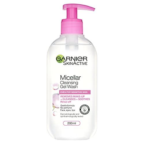 Garnier Micellar Cleansing Gel Wash 200ml